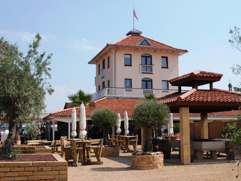 Hotel Am Bernsteinsee Restaurant
